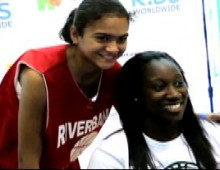 Safe Kids Worldwide Sports Safety with Tina Charles