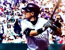 Ichiro 3000th Hit for Japan